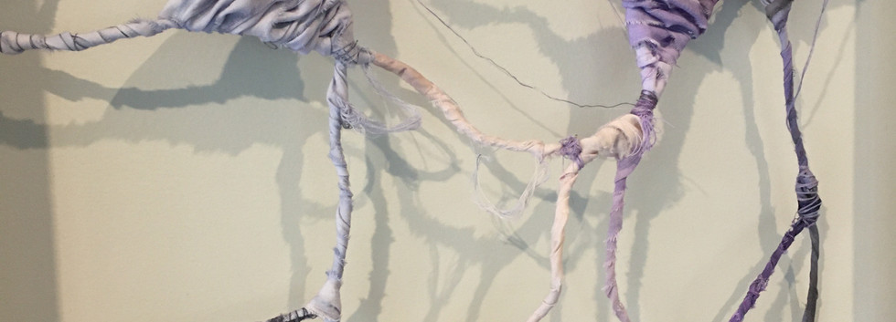 'Neural Pathways Frayed and  Reframed'