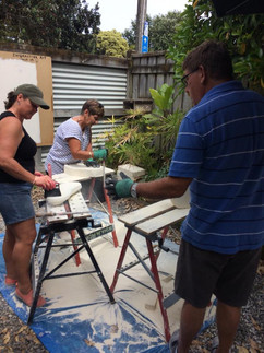 Stone Carving with Donna Clarke
