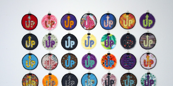 Girl Up Patches!