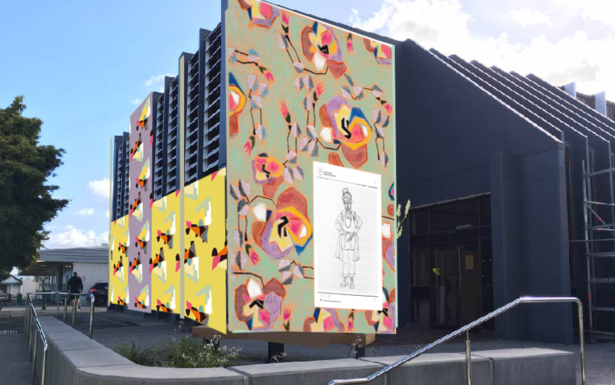 Waikanae Mural Project - Concept Design