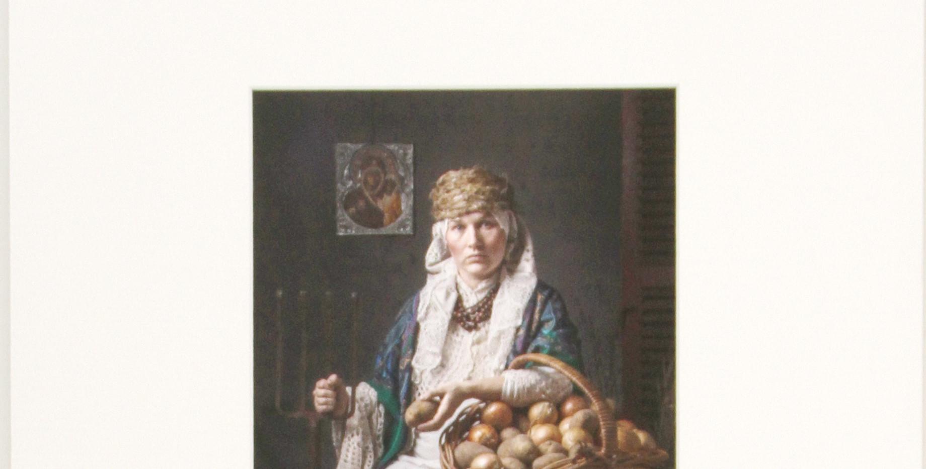 'Slavic Roots' Karolina Stus