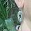 Thumbnail: Mother Tree- Light green jasper- Earrings