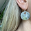 Thumbnail: Oasis in the jungle earrings
