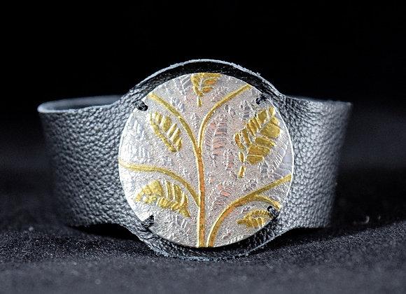 Golden Shinrin bracelet