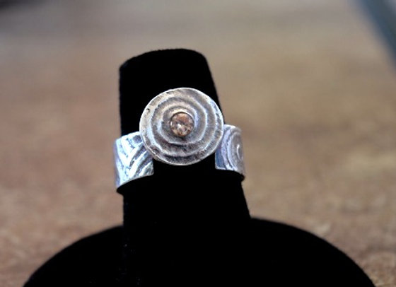 Ancient Spiral ring
