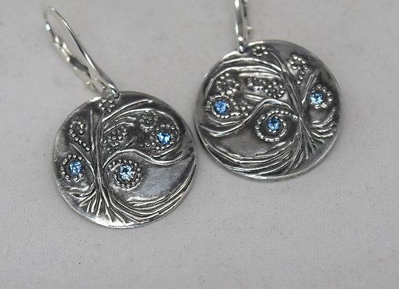 Starry Shinrin Earrings