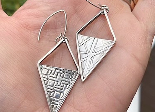 Twofer Geo Earrings