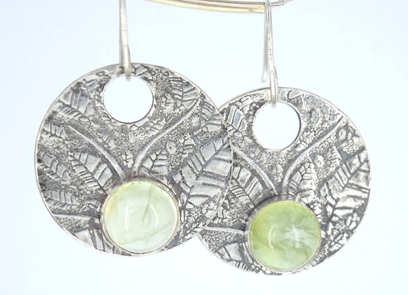 Oasis in the jungle earrings