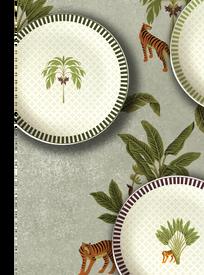 Handpainted Tableware