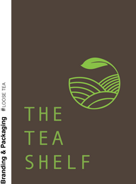 The Tea Shelf Branding & Packaging