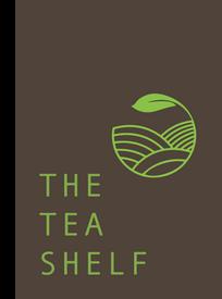 The Tea Shelf Branding & Packaging
