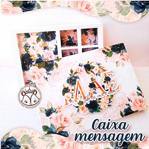 Arquivo Caixa Mensagem Floral