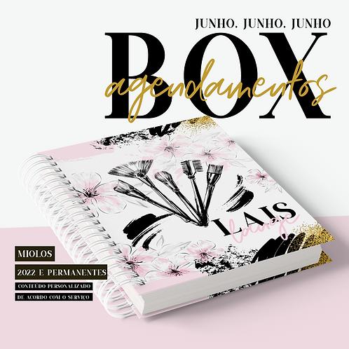 BOX JUNHO -AGENDAMENTOS