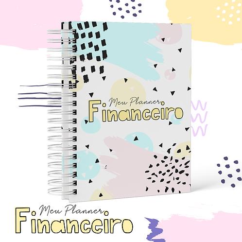 Planner Financeiro Teen Menina e Menino