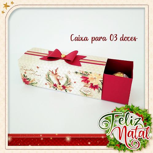 CAIXA 03 DOCES DESEJOS DE NATAL