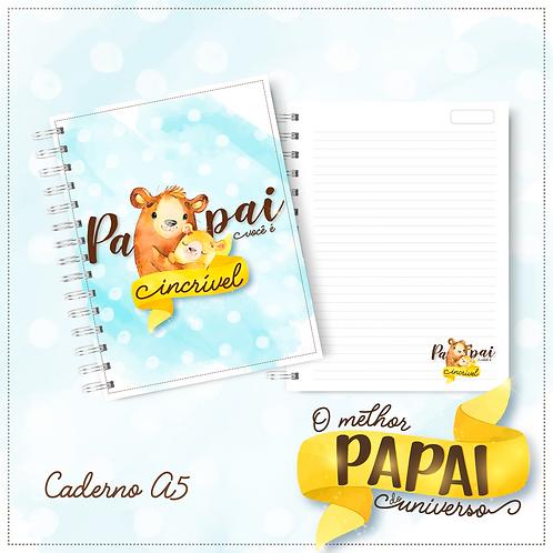 Arquivo Cadernos O Melhor Pai/Avô do Universo