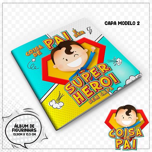 Arquivo Álbum de Figurinhas Coisa de Pai/Avô