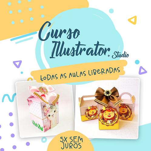 Curso Illustrator + Studio