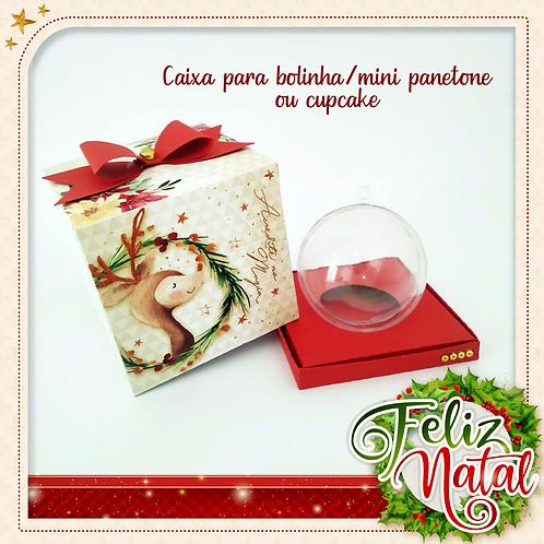 CAIXA 01 BOLINHA DESEJOS DE NATAL