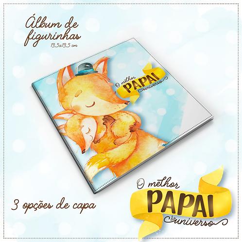 Arquivo Álbum de Figurinhas O Melhor Pai/Avô do Universo