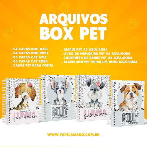 BOX MAIO-PET