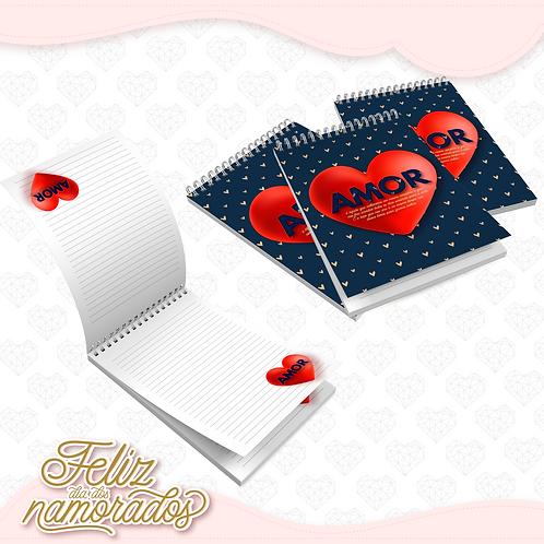 Bloquinho Dia dos Namorados mod 1