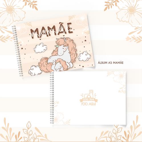 Arquivo Álbum A5 Mamãe Animal