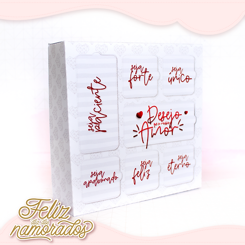 Arquivo caixa Desejo que o nosso Amor