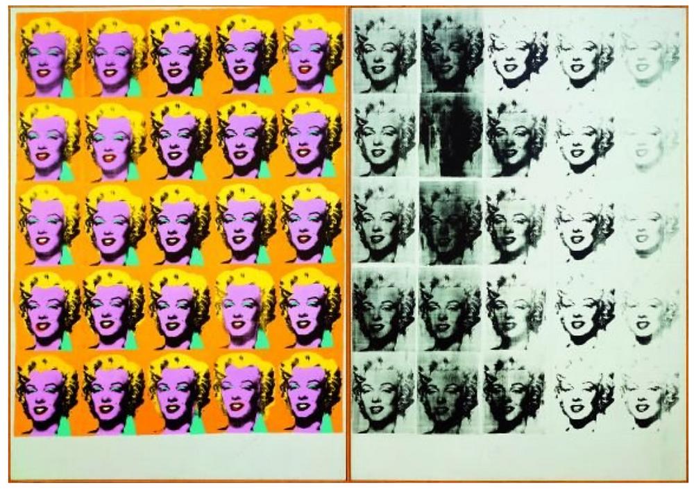 Andy Warhol Art Exhibition