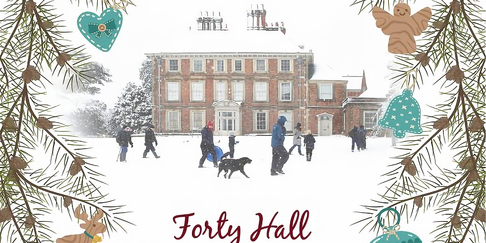 forty hall christmas fayre late night shopping