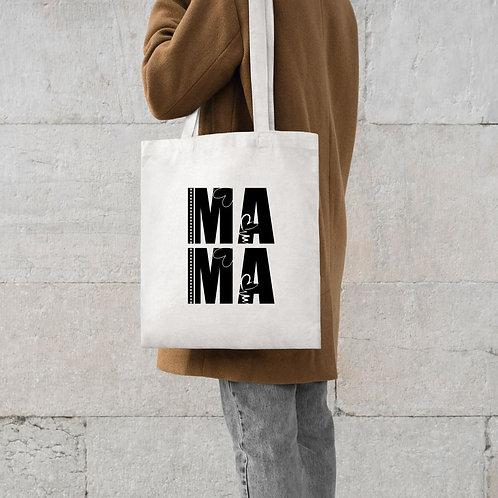 MAMA Cotton Tote Bag