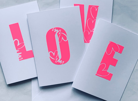 Meet the Valentine's Day Love Letters Collection
