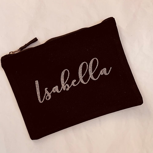 Personalised Name Clutch