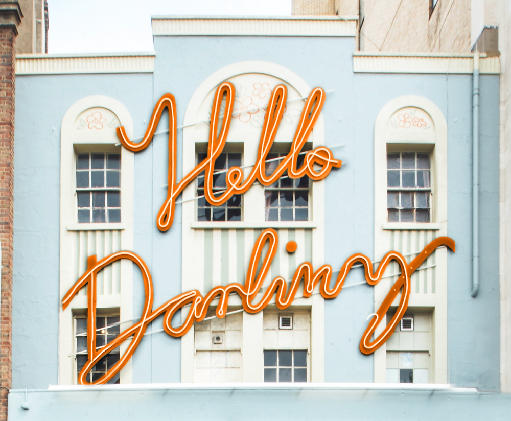 10 best London cafes Lubelu Hello Darling workshops