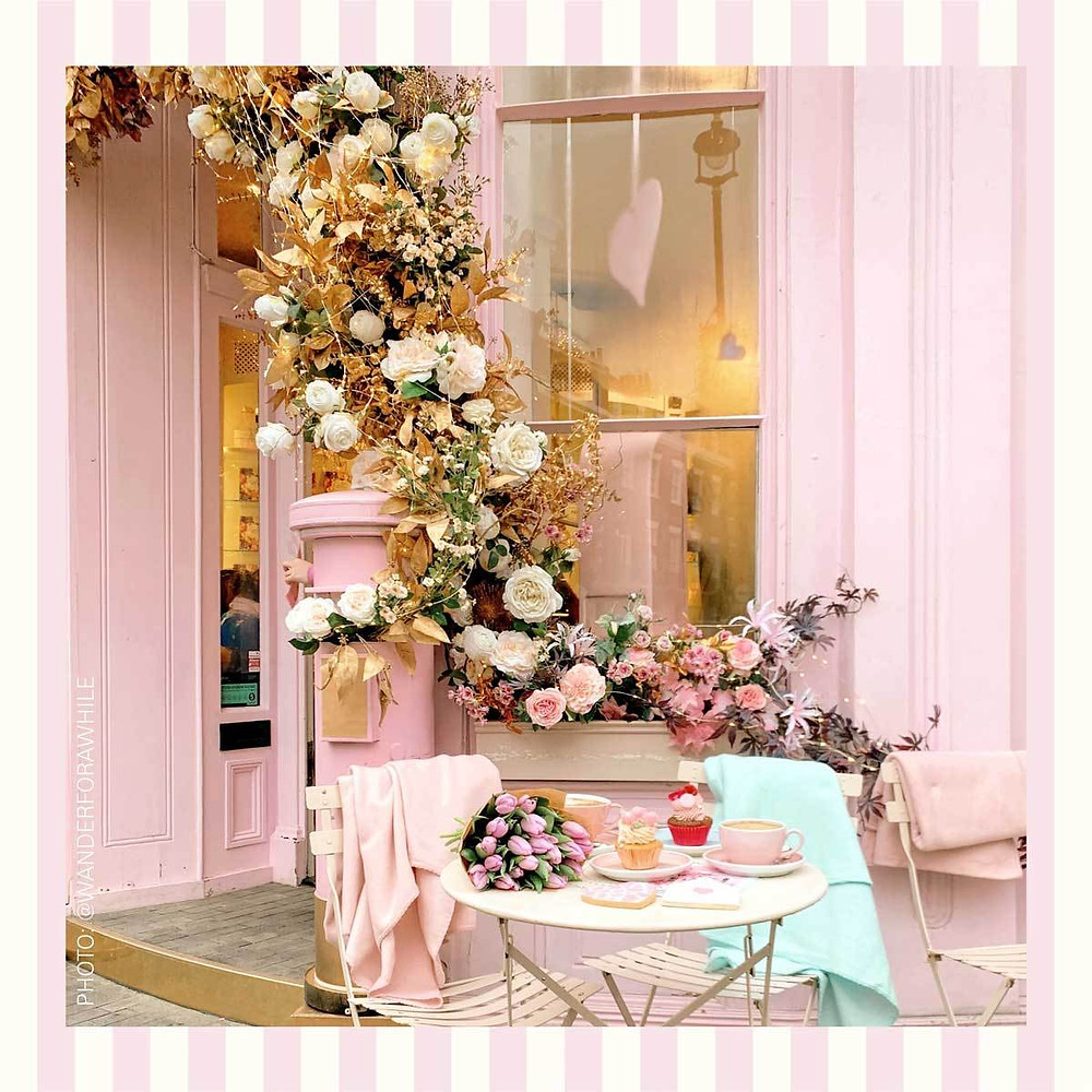 10 best London cafes Lubelu Peggy Porschen