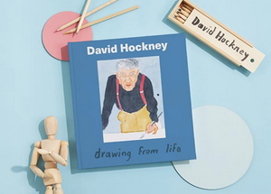 David Hockney exhibition at the national portrait gallery
