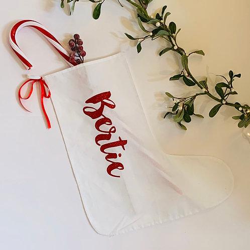 Personalised Christmas Stocking (Large)