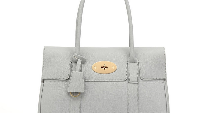 Light Grey Inspired Tote Bag
