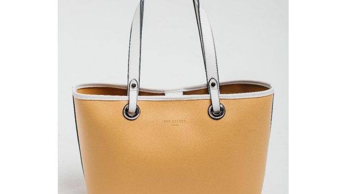 Red Cuckoo Yellow Shoulder Bag