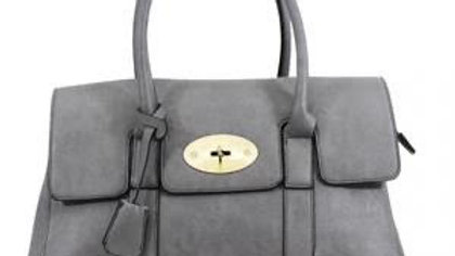 Grey Inspired Tote Bag