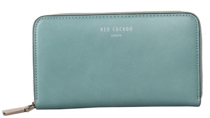 Red Cuckoo Mint Pastel Purse