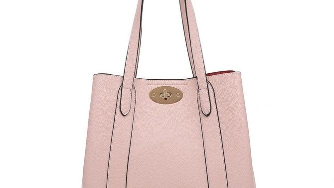 Pink Inspired Shoulder Bag