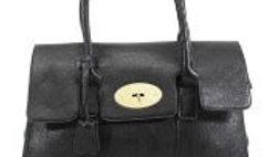 Black Inspired Tote Bag