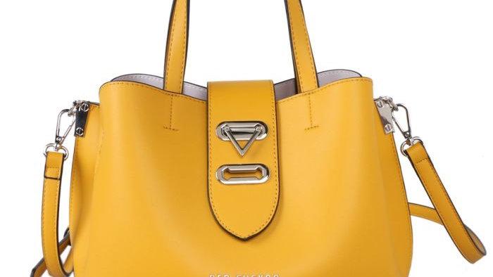 Red Cuckoo Yellow Grab Bag