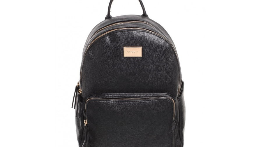 Bessie London Multi Compartment Backpack