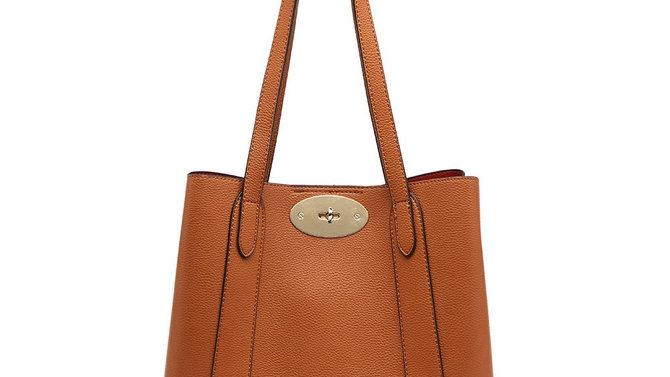 Camel Inspired Shoulder Bag