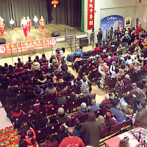 CNY 2018 Event, Booth, Sponsers