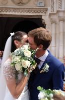 Bouquet de mariée élég
