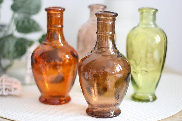 Vase en verre recyclé