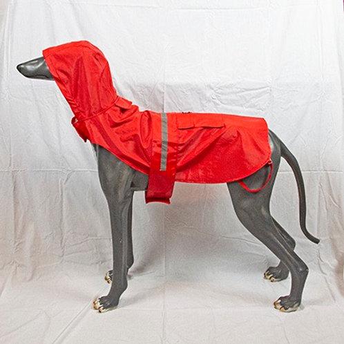 Gently Used Raincoat